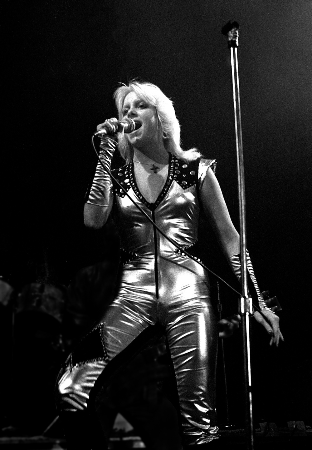 Cherie Currie, Whiskey A-Go-Go, Hollywood, CA, 1978