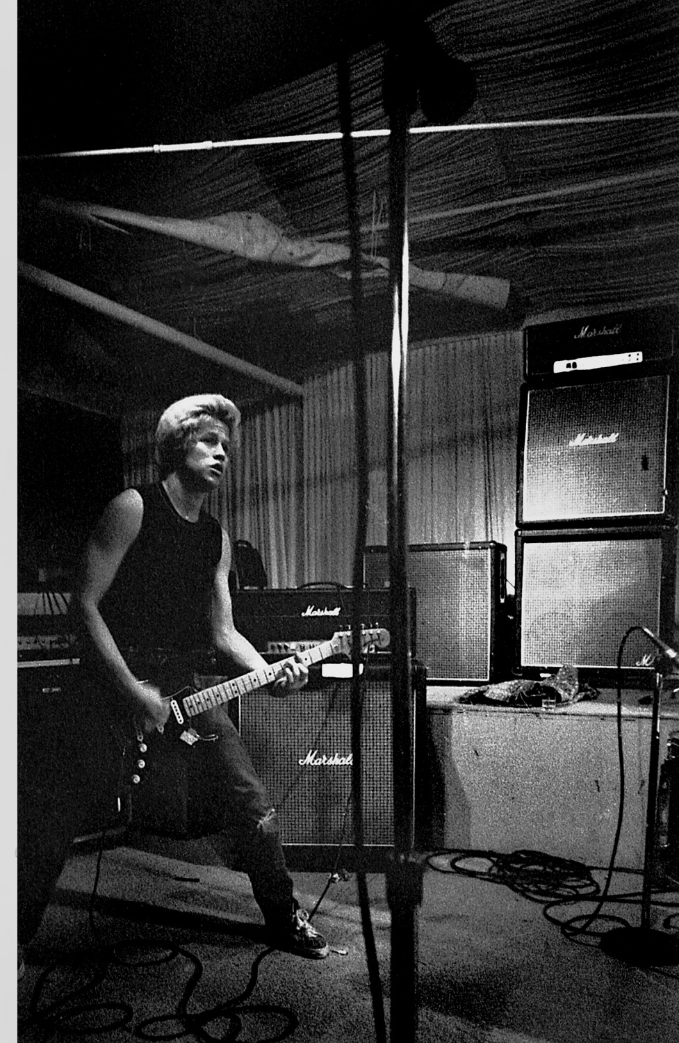 The Controllers, Stardust Ballroom, Hollywood, CA. 1977