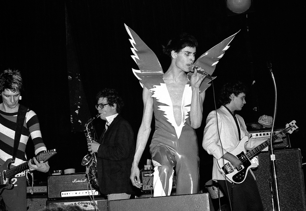 The Deadbeats, Whiskey A Go-Go, Hollywood, Ca. 1979