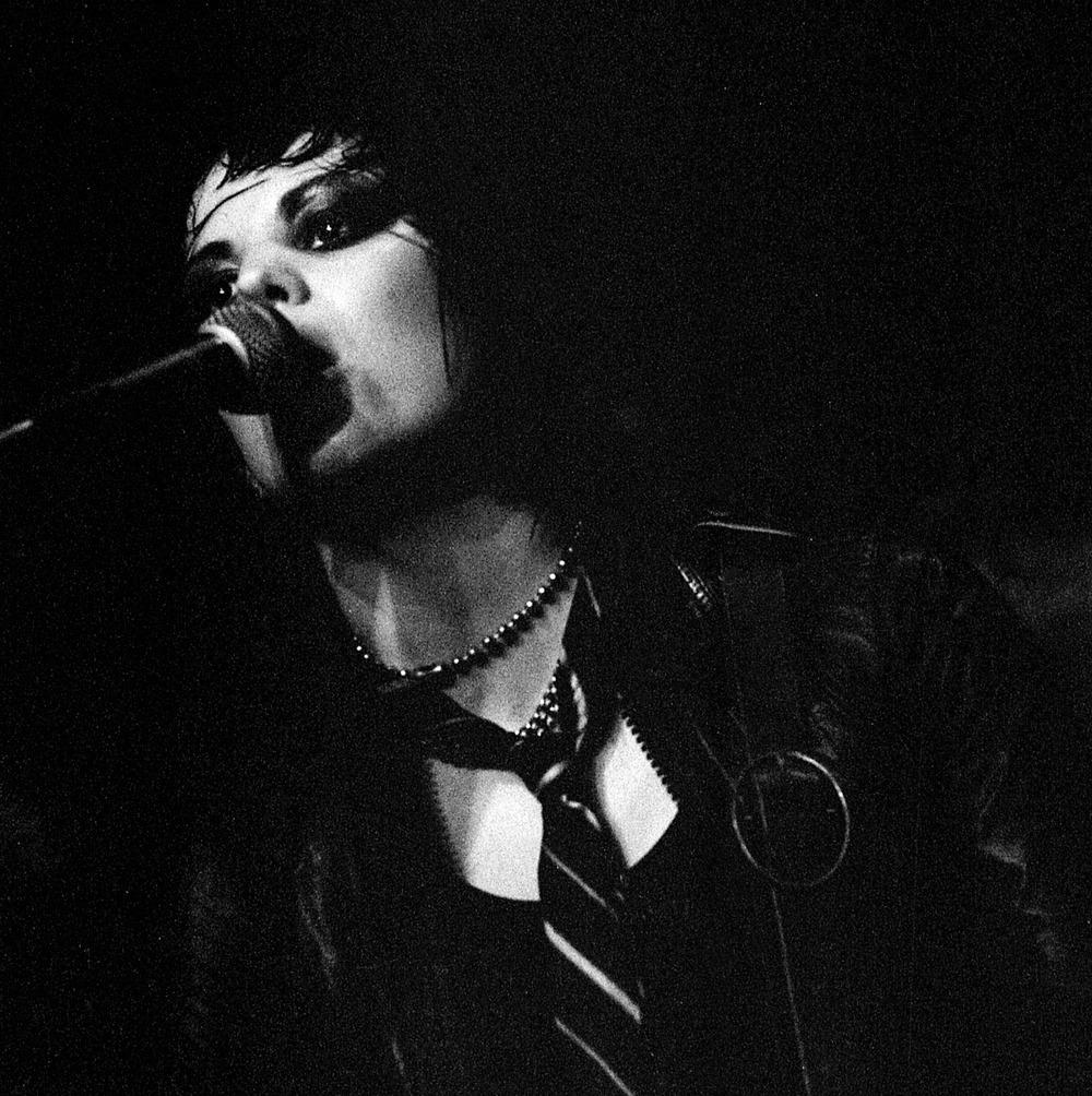 Joan Jett, Stardust Ballroom, Hollywood, CA. 1977