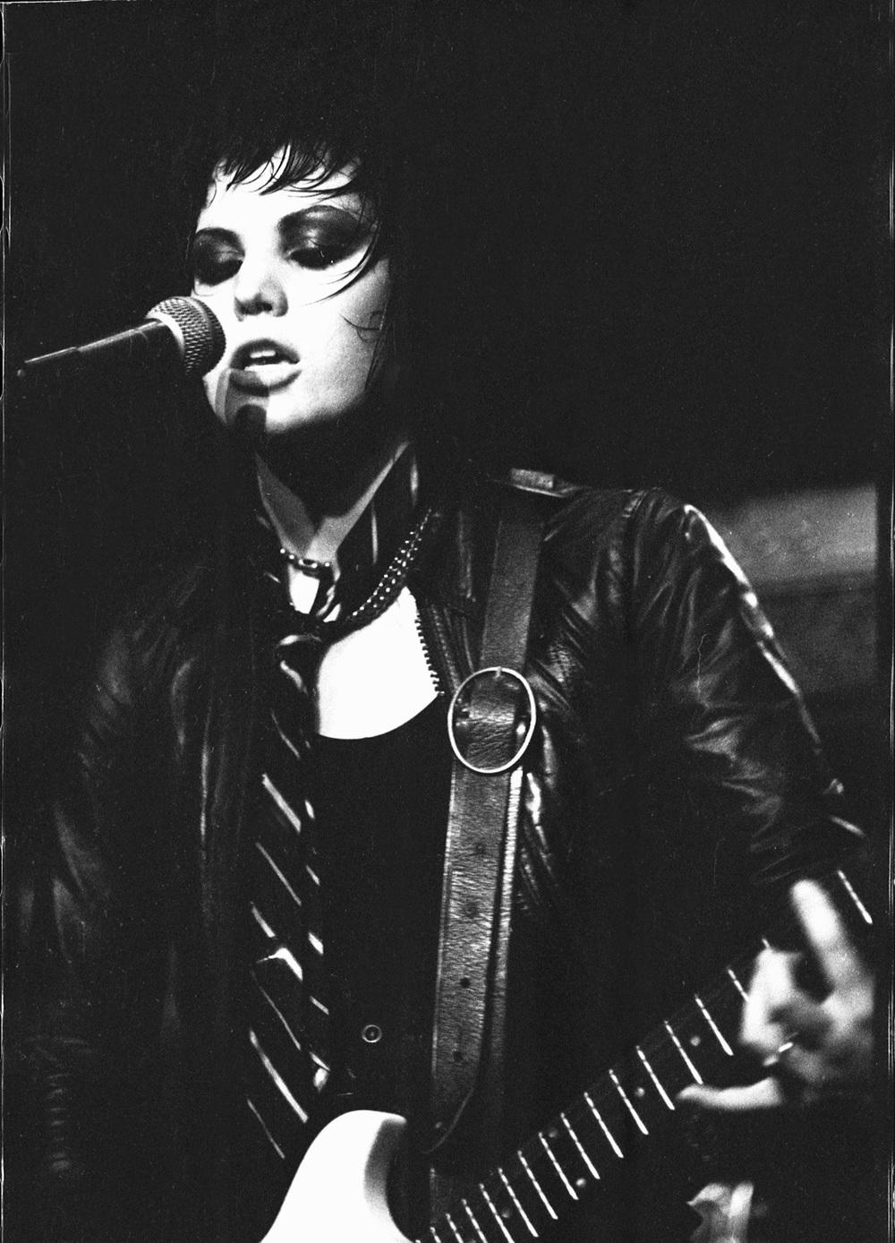Joan Jett, Stardust Ballroom, Hollywood, CA. 1978