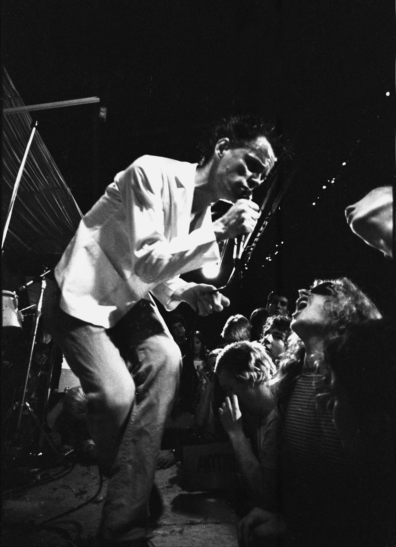 The Screamers, Stardust Ballroom, Hollywood, CA. 1978