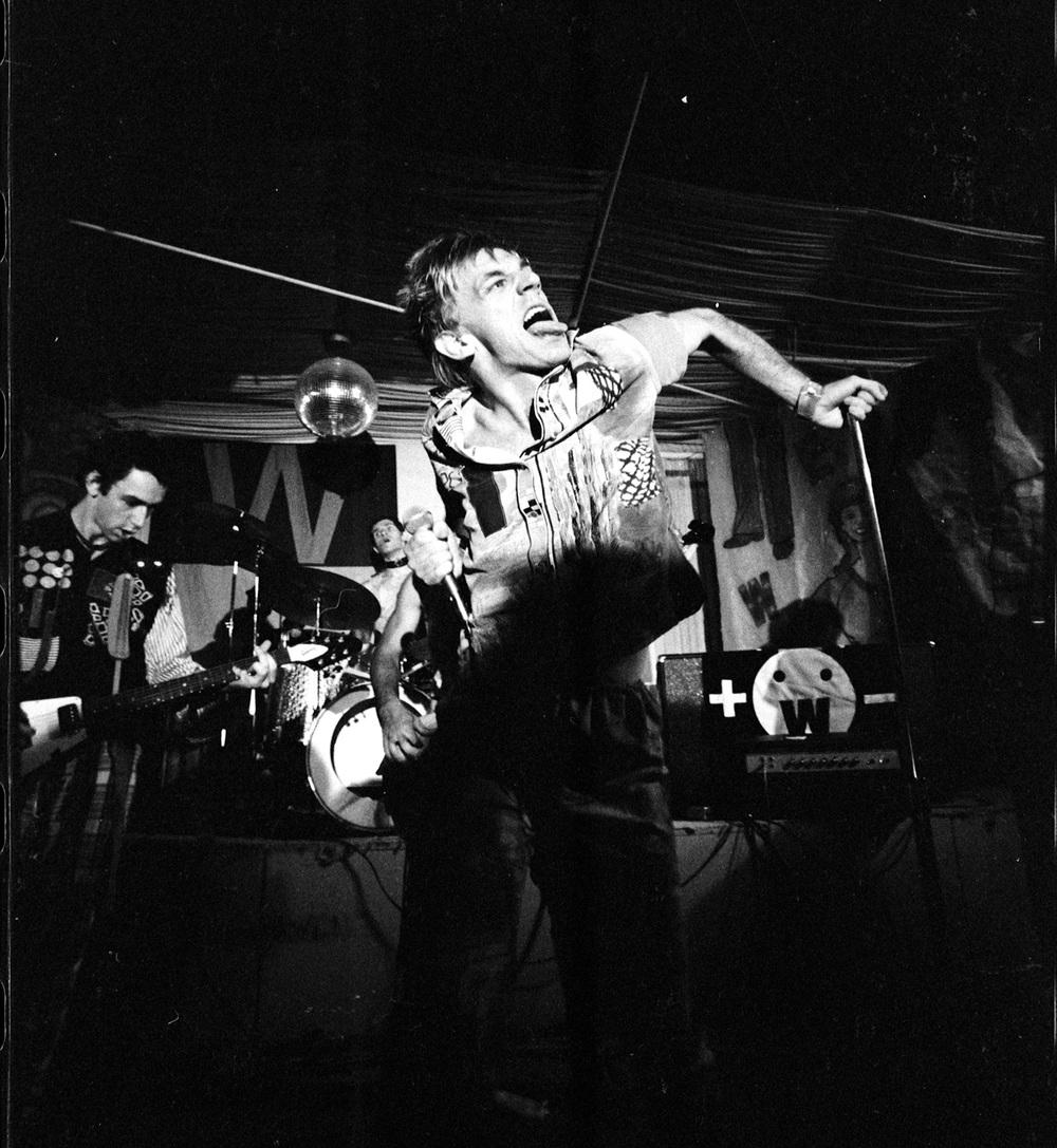The Weirdos, Stardust Ballroom, Hollywood, CA. 1977