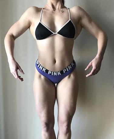 WEEK 1 :166.6 lbs