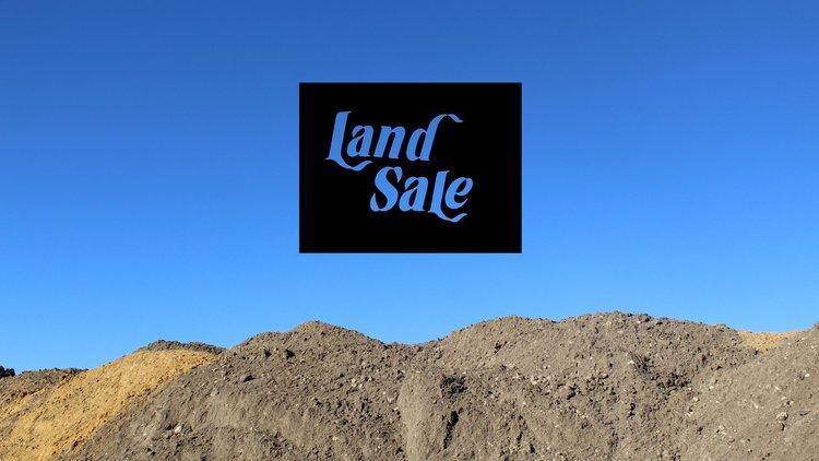 Matt Aitken & Mei Swan Lim | Land Sale