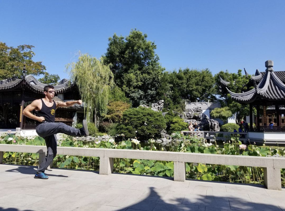 Flying Tortoise Joey Haber Lan Su Chinese Garden