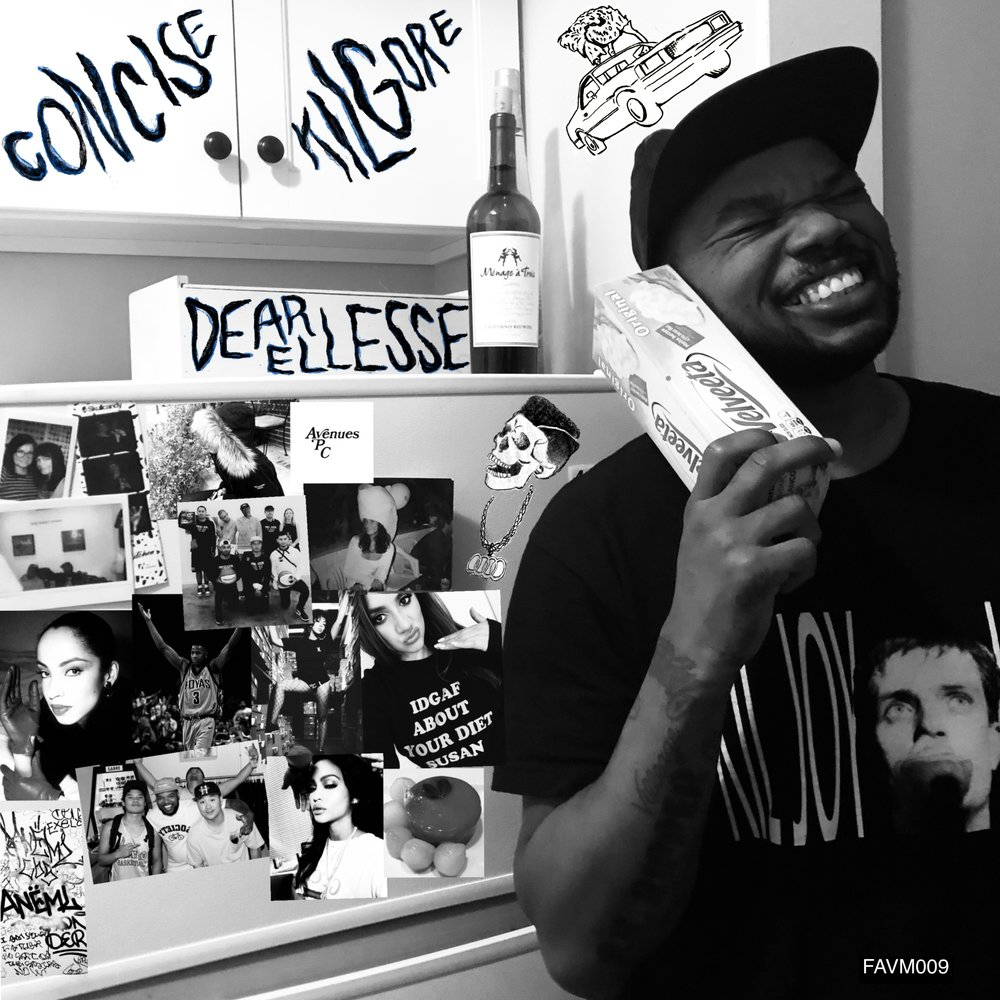 Concise Kilgore Single: Dear Ellesse