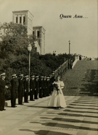 Homecoming 1960 -- Courtesy of the UCLA Department of Naval Science