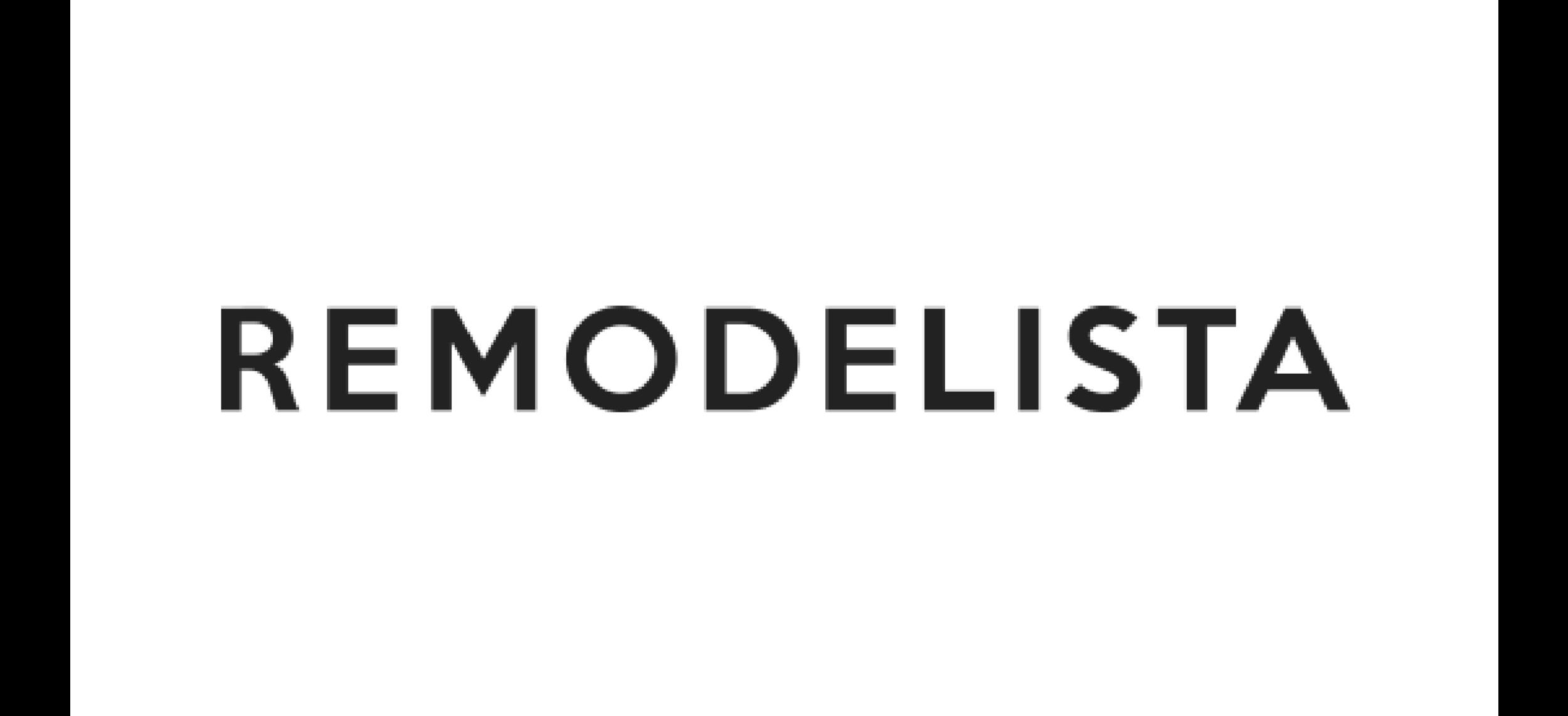 Image result for remodelista logo