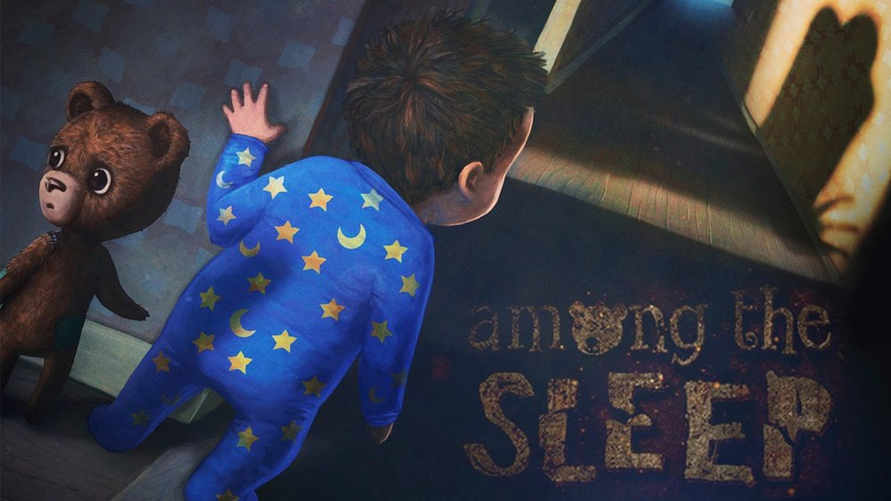 Among the Sleep/Krillbite Games