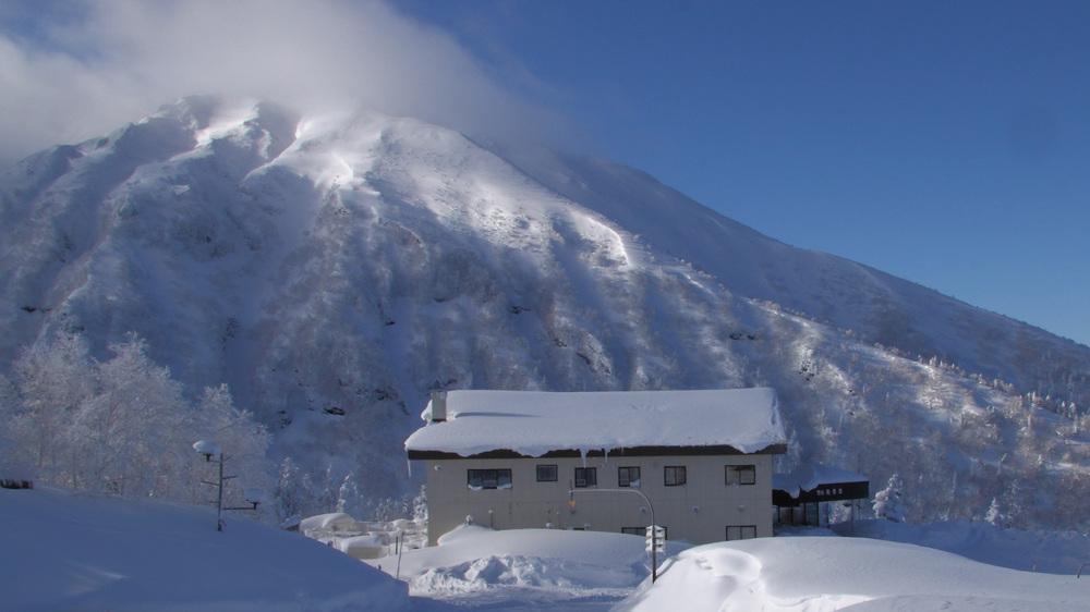 Ryounkaku Lodge Tokachi Mts.