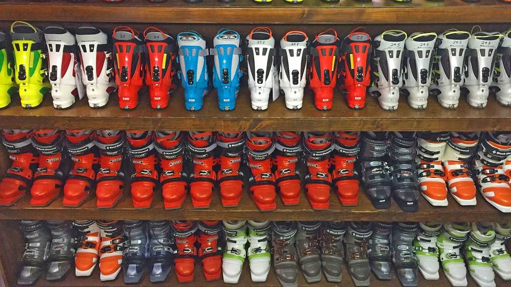 Alpine Touring & Telemark Boots
