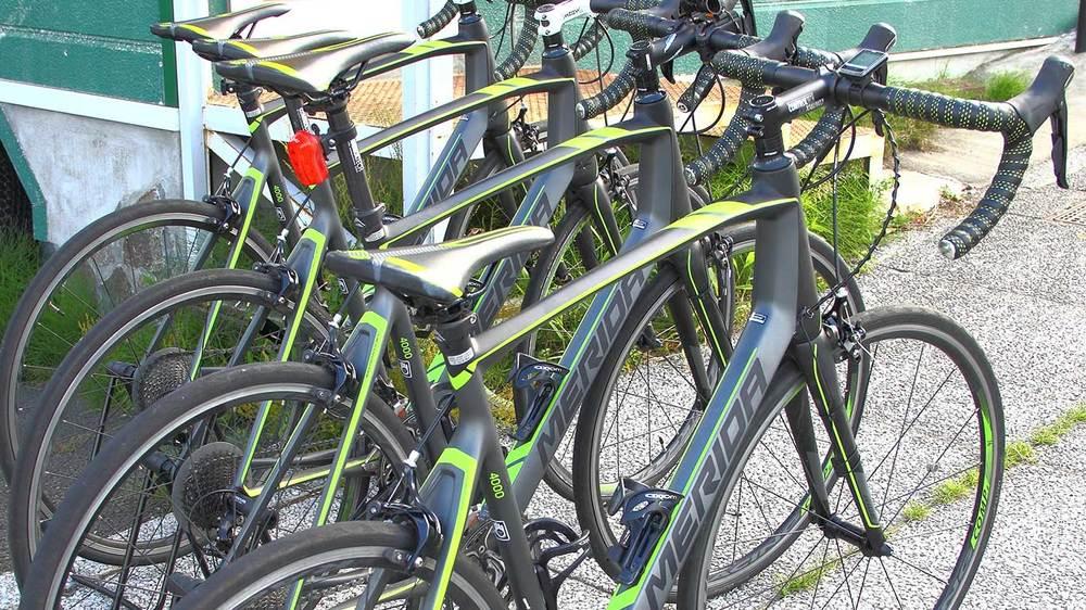 Road Bike Rental