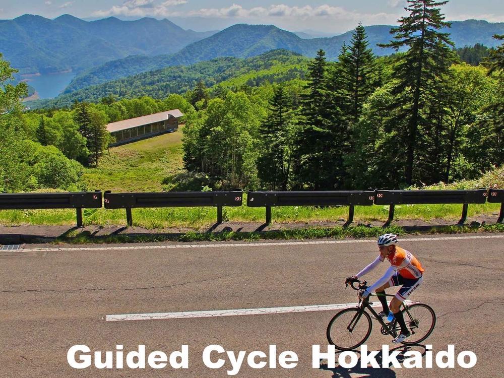 cycle tour Hokkaido