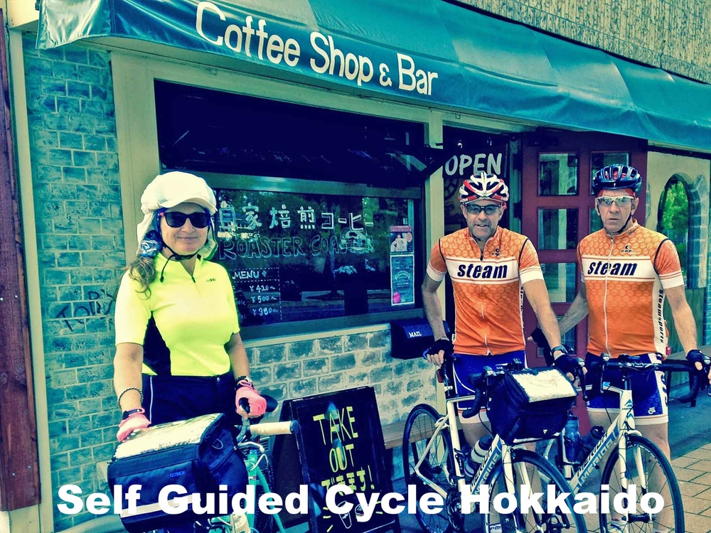 Cycle Tour Hokkaido Self Guided