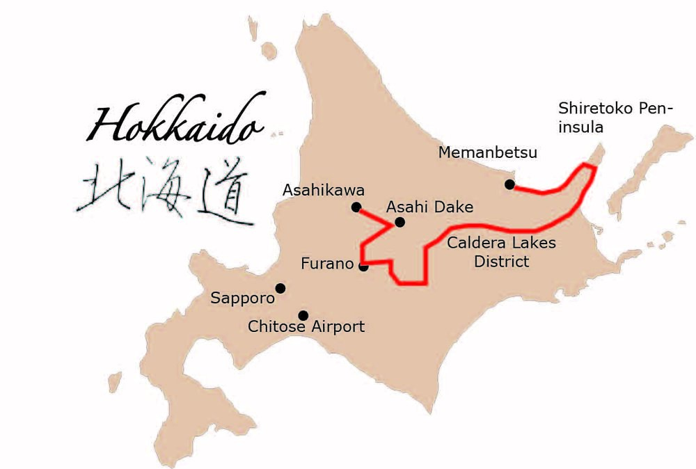 cycle tours hokkaido journey into japan