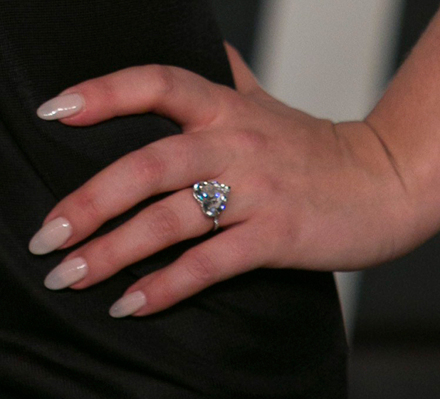 The most dreamy celebrity engagement rings ever Daily Bird