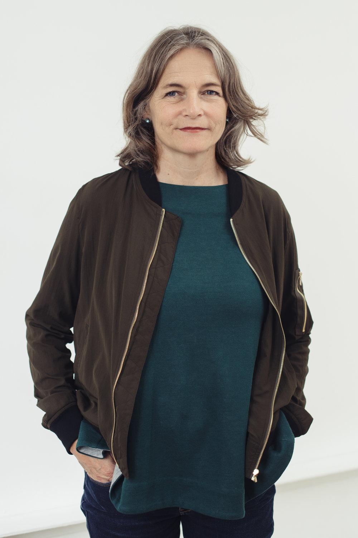 Astrid Nondal drifter Muralverkstedet.