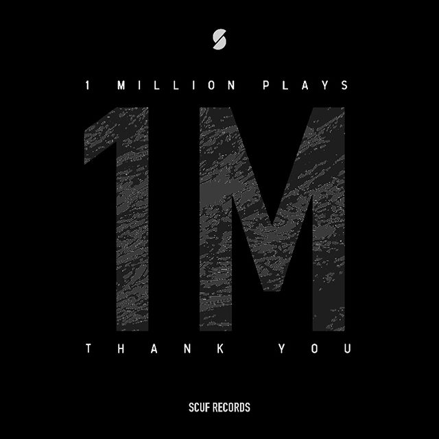 1 MILLION @soundcloud STREAMS! Thank you! We have some exciting stuff coming very soon. Also if you haven't already, listen to our two new releases from @mikejworld and @bassodysseysa and look out for a crazy good track by @classsickkwl (available for pre-order now on @itunes & @beatport ). 🚀