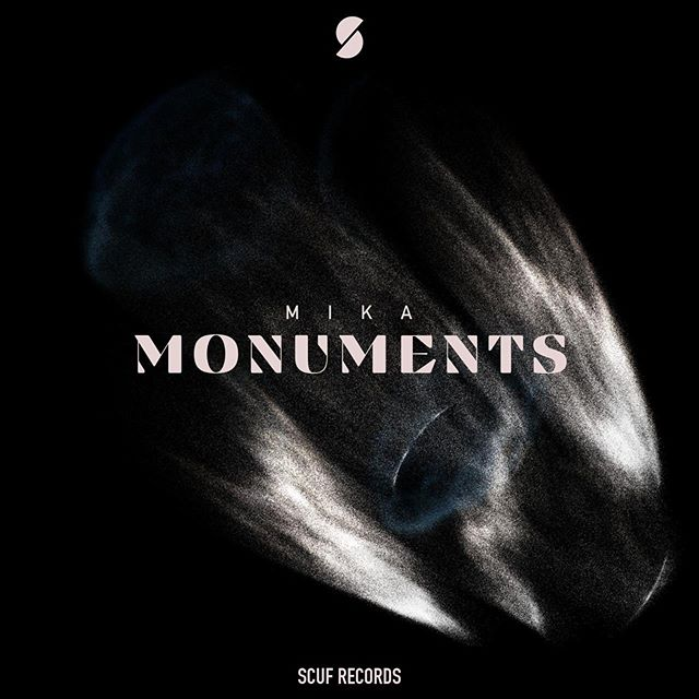 UP NEXT - @mikaw._ - Monuments. Out this month on Scuf Records. #staytuned