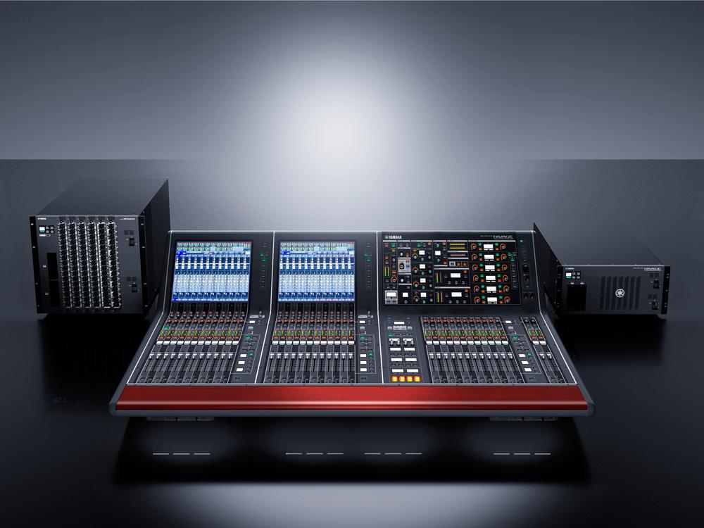 För mer information om Yamaha Rivage PM10 klicka på bilden.