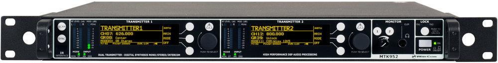 Wisycom MTK 952.