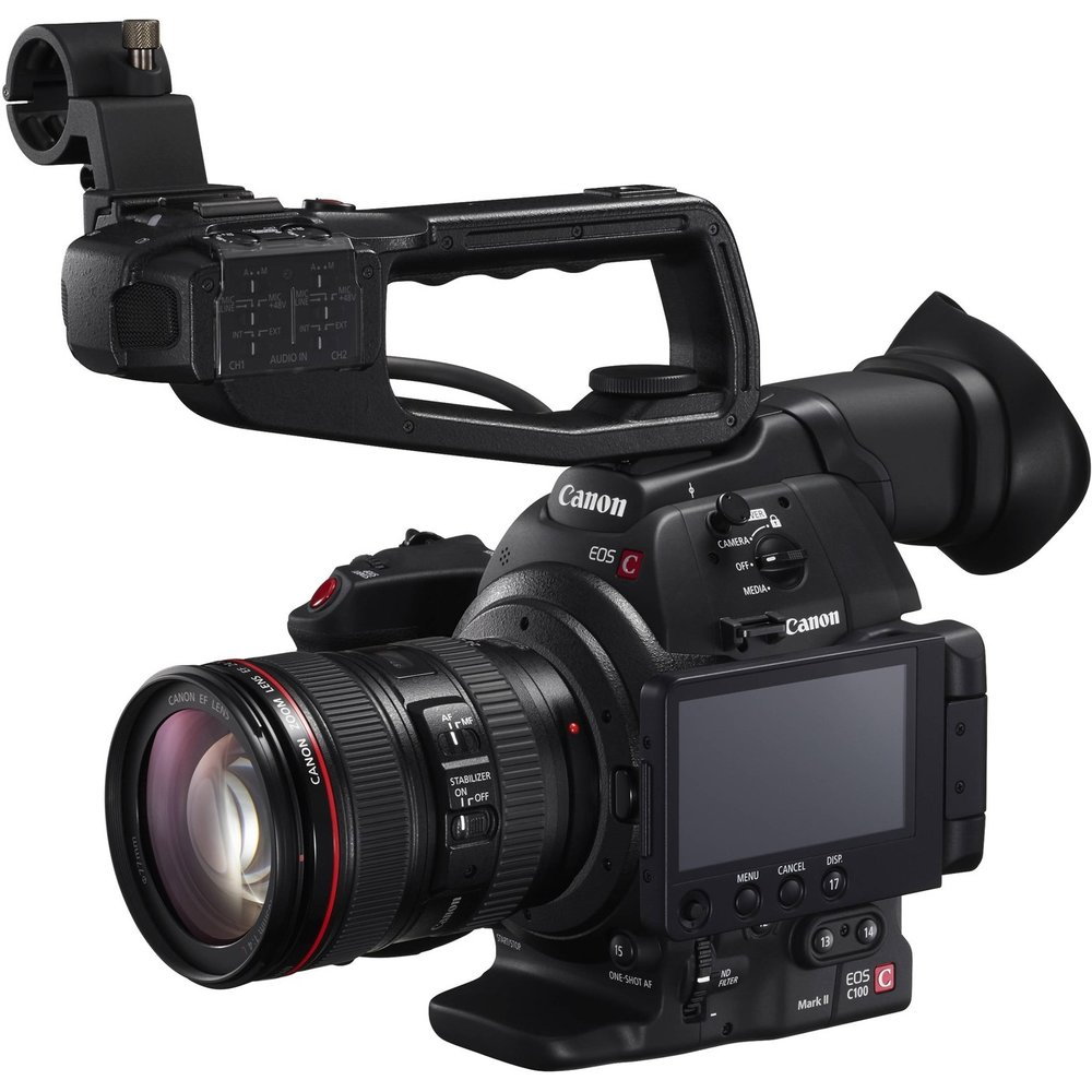 Cinema EOS C100 MkII