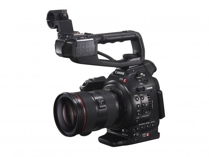 Cinema EOS C100