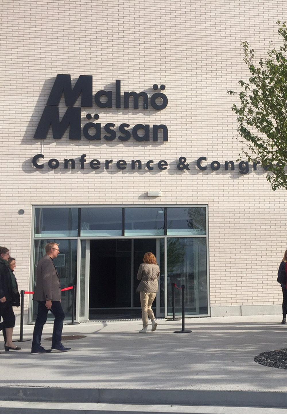 Malmö – 22/10 - Malmömässan