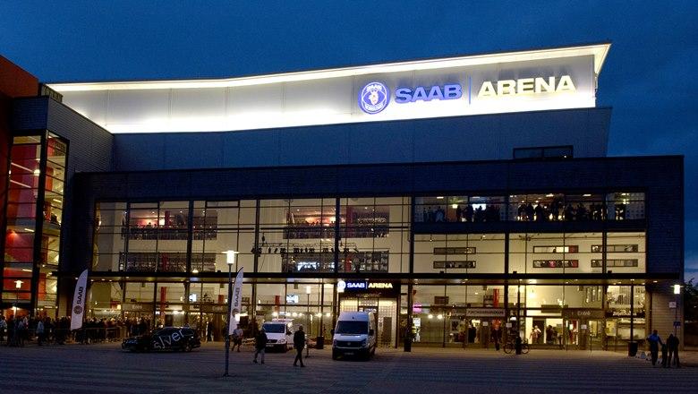 Saab Arena ext-kväll.jpg