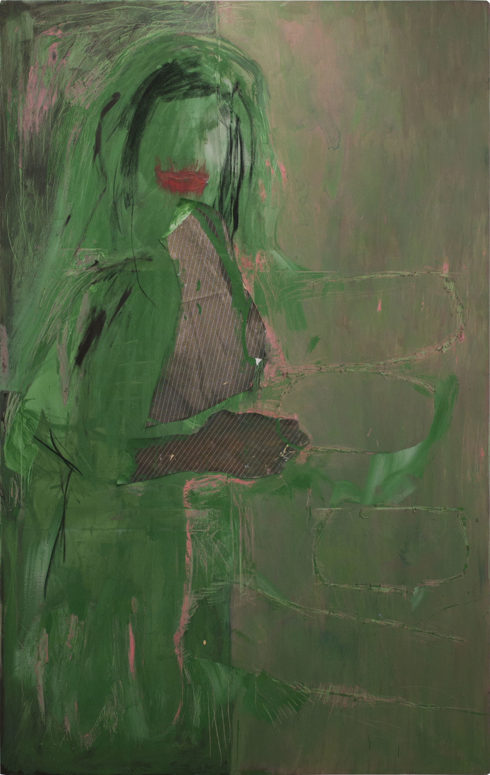 Yves Scherer - Amalfi (1), 2016