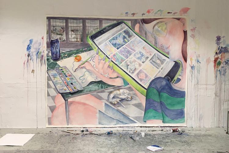 Art Athina, Athens Charlie Roberts, Mehdi Ghadyanloo 26.05.17 - 28.05.17