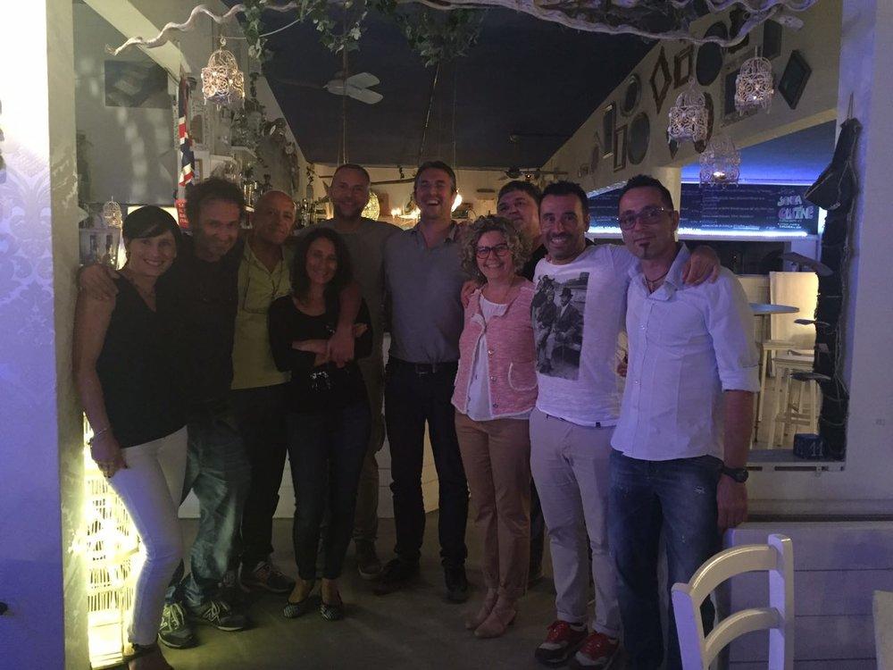 21.9.2016 - Cena al Bocabarranca