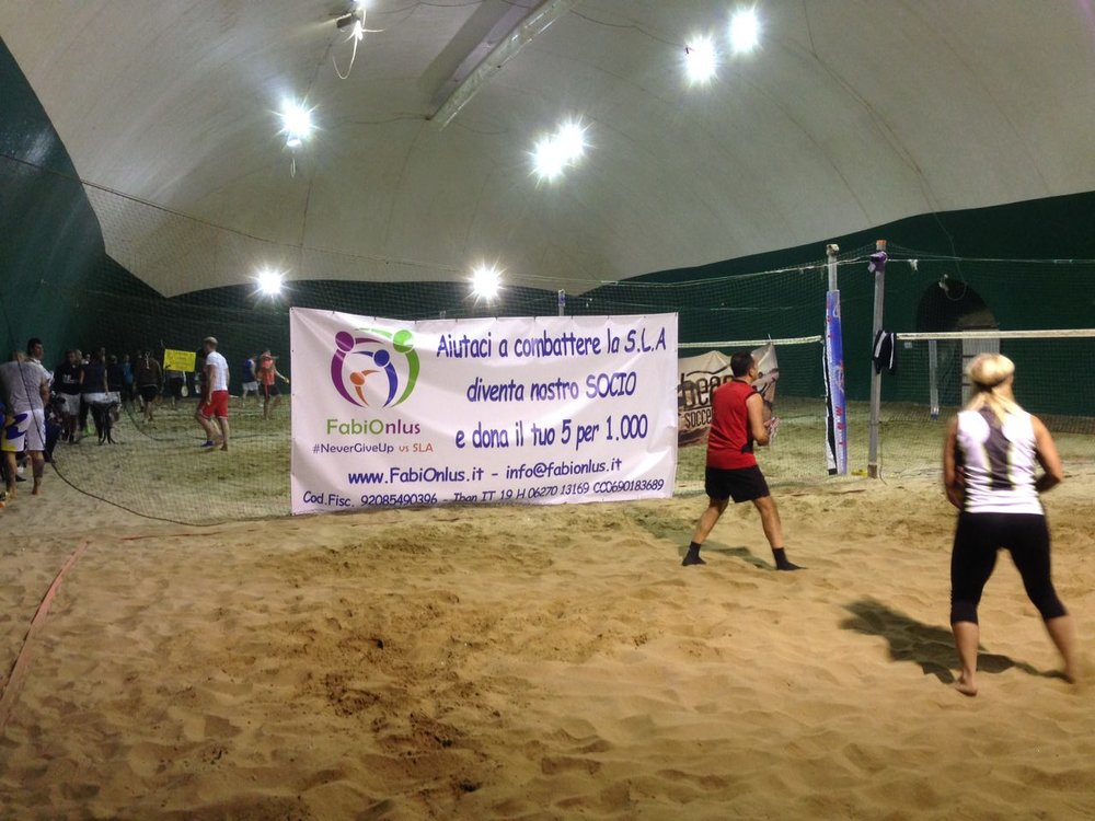 12.5.2016 - Torneo Beach Tennis