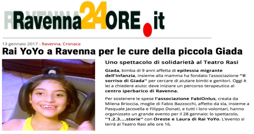 Ravenna24ore.it - 13.1.2017
