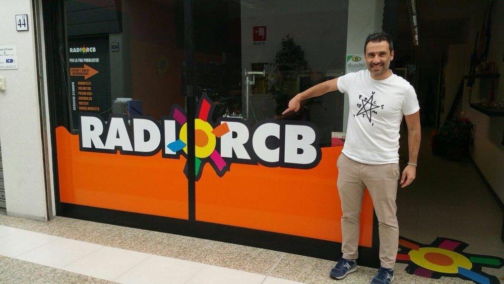 28.4.2018 - FabiOnlus a Radio RCB