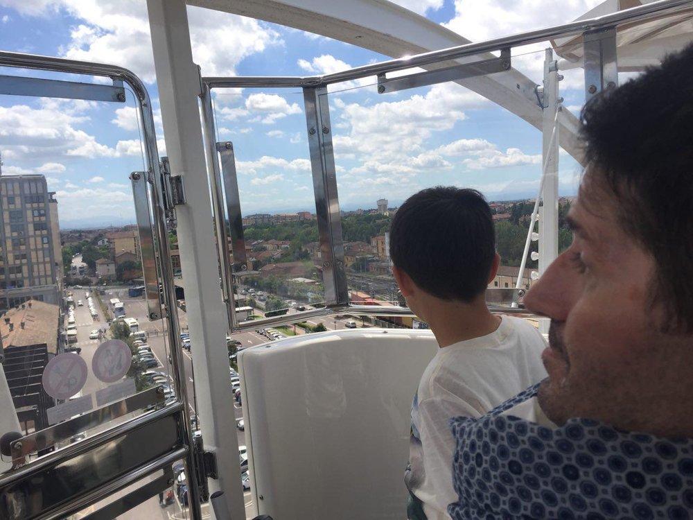 13.5.2017 - Ruota panoramica