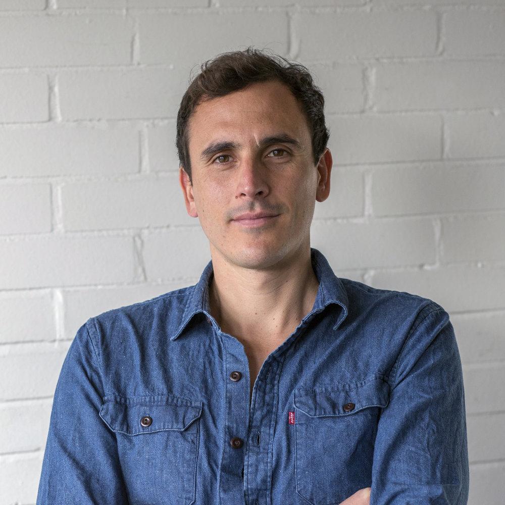 Keiran Whitaker - Founder & CEO