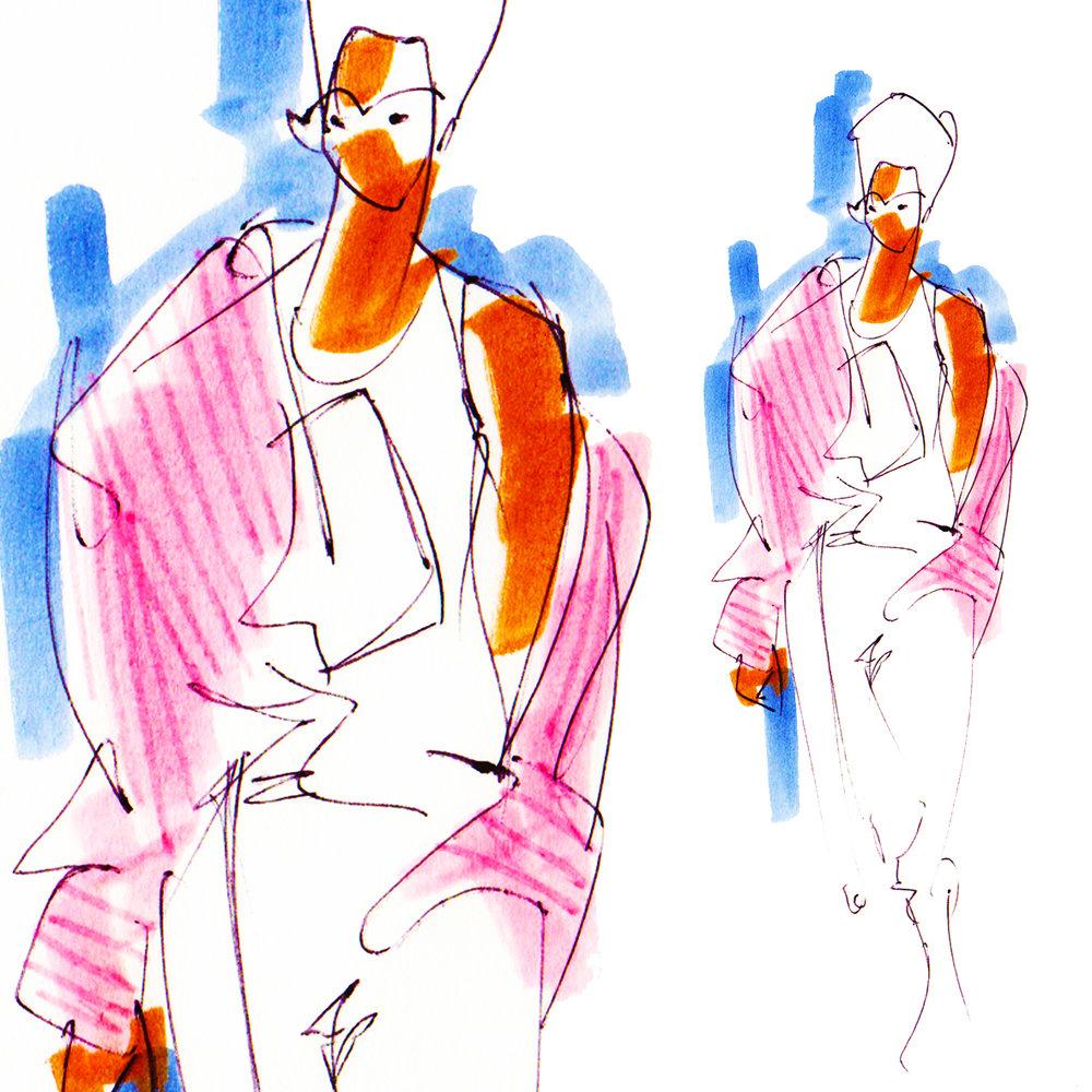 Paris Fashion Week Mens AW 2018