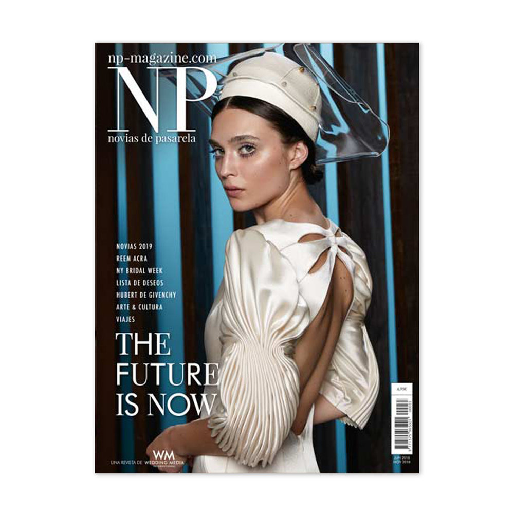 Bridal IllustrationsforNP Magazine - Haute couture bridal magazine @np_magazinerecently asked me to illustrate their summer issue special feature on @barcelonabridalweek2018.