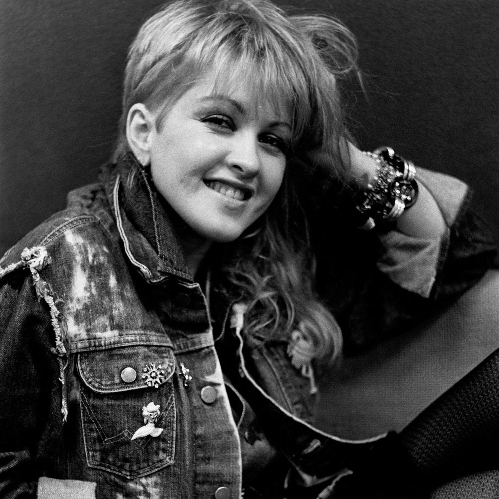 Cyndi Lauper 1984   Image: Rtbusacca/Mediapunch/REX/Shutterstock