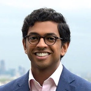 Dr Ben Maruthappu,  Co- Founder & CEO, Cera