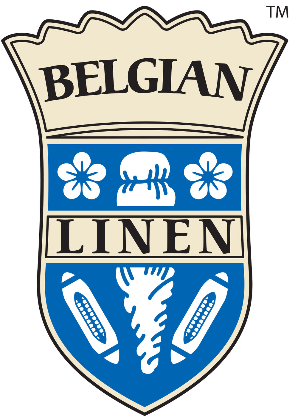 """By choosing Belgian Linen™, you choose for the finest Linen in the world."" - Belgian Flax and Linen Association"