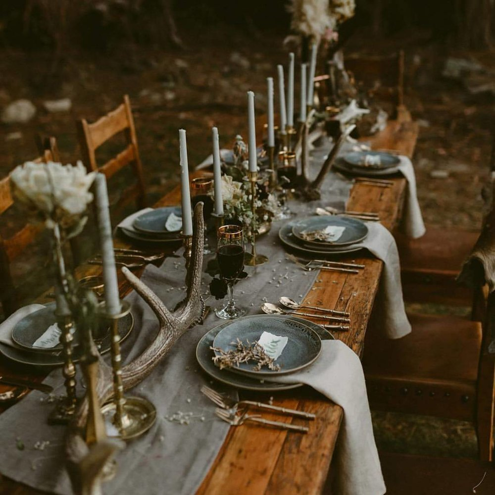 Wild Hearts Styled Shoot, Image by Dawn Thomson Photography