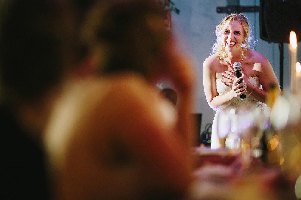 La Rosa Blu Café Summer Wedding