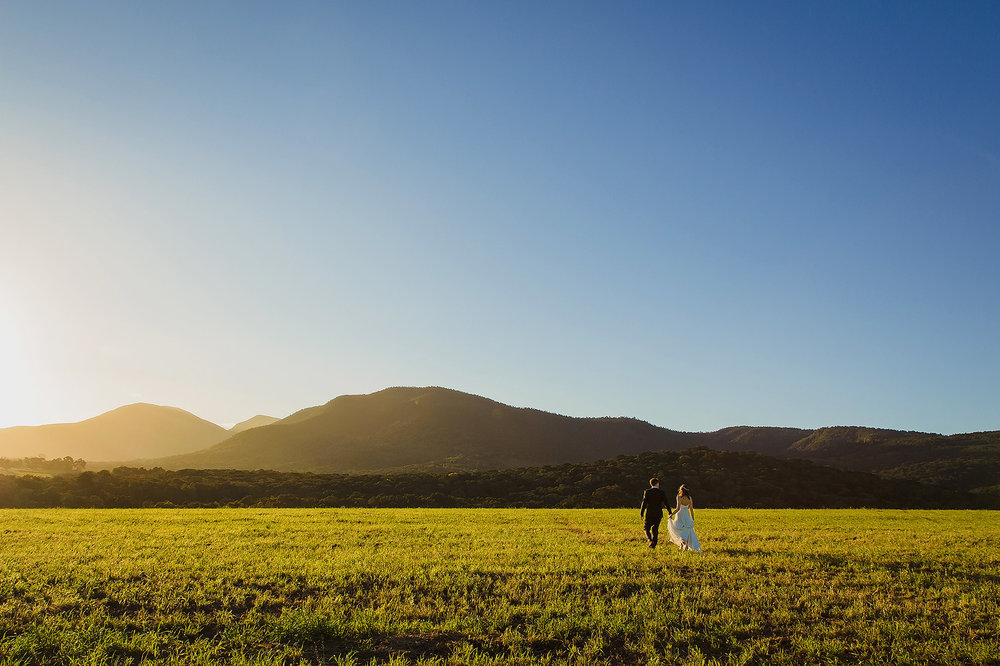 Garden Route Forest Wedding - Ian & Robyn