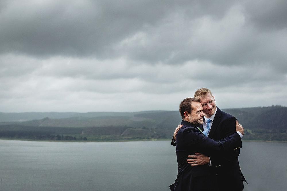 Intimate Garden Route Same Sex Wedding - Burgert & Marthinus