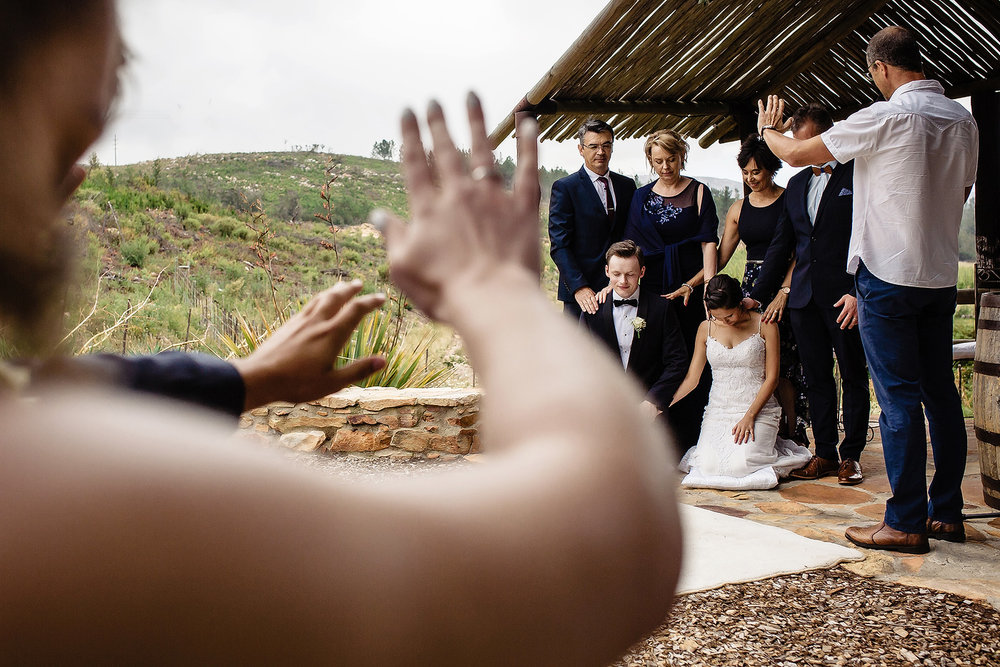 Garden Route Wedding - Deon & Anerike