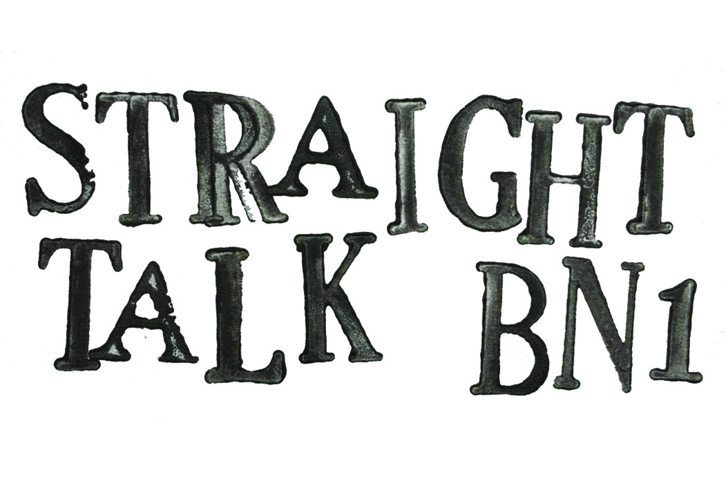 STRAIGHT TALK BN1 - Dressing Punks, Rockers and Rebels