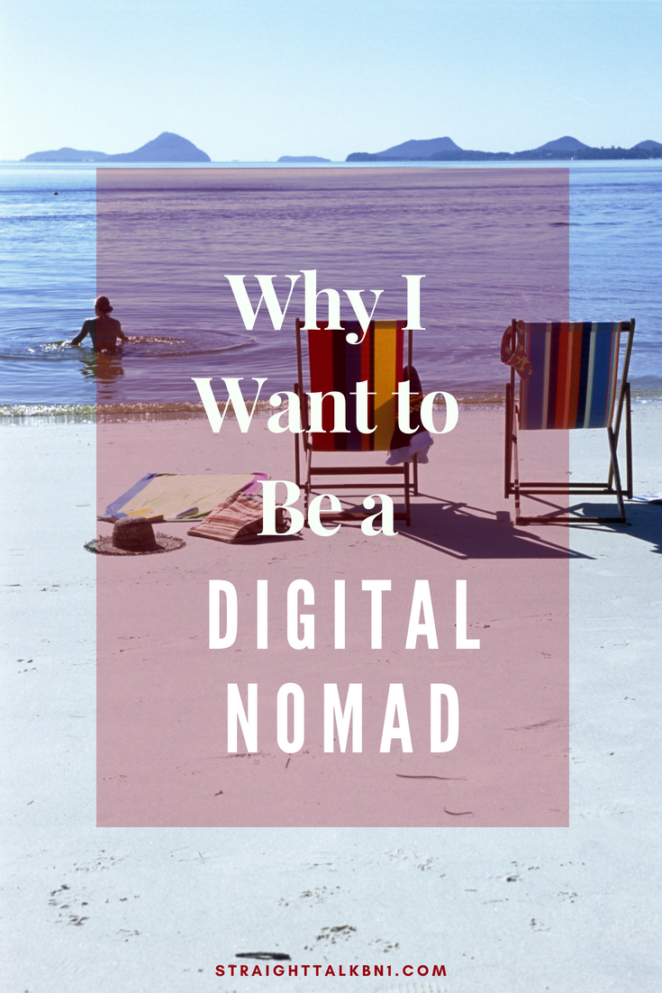 Always wanted to travel the world, but don't have thousands in savings? Well, lot's of millennials are already doing this and I want in too! It's time to become a digital nomad. #digitialnomad